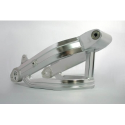 Swingarm with renforced and excentric +6cm for Dax