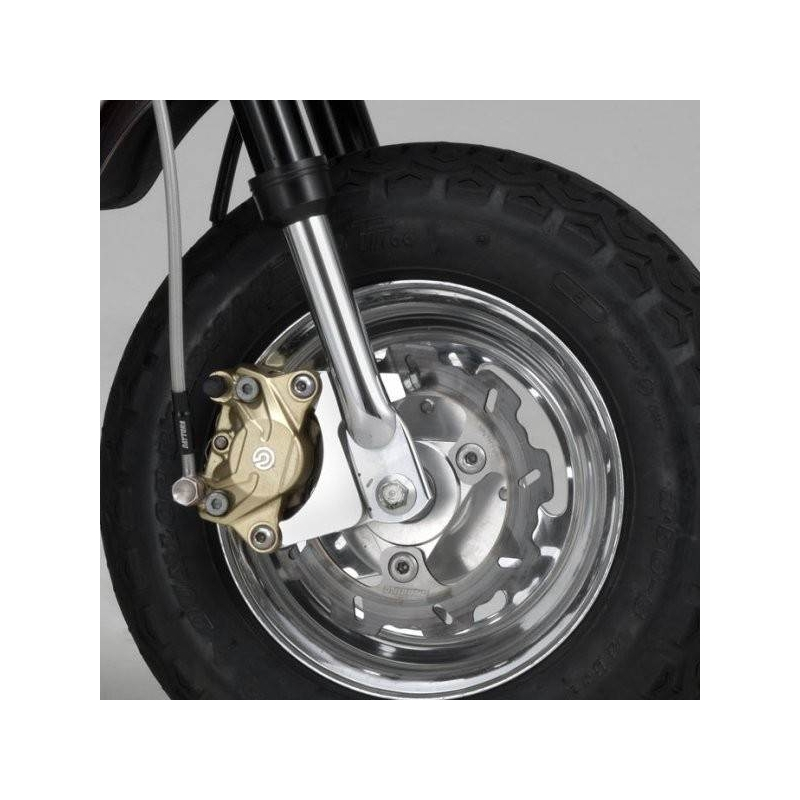 Support de pince type crab pour fourche m canique monkey motorkit - Support photo pince ...
