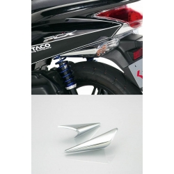 Rear winker chrome cover PCX125