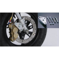 support pince brembo 4p fourche KSR jantes 12