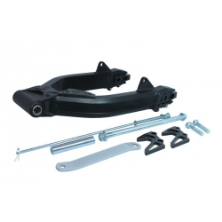 Swingarm Kepspeed +6cm racing black Dax