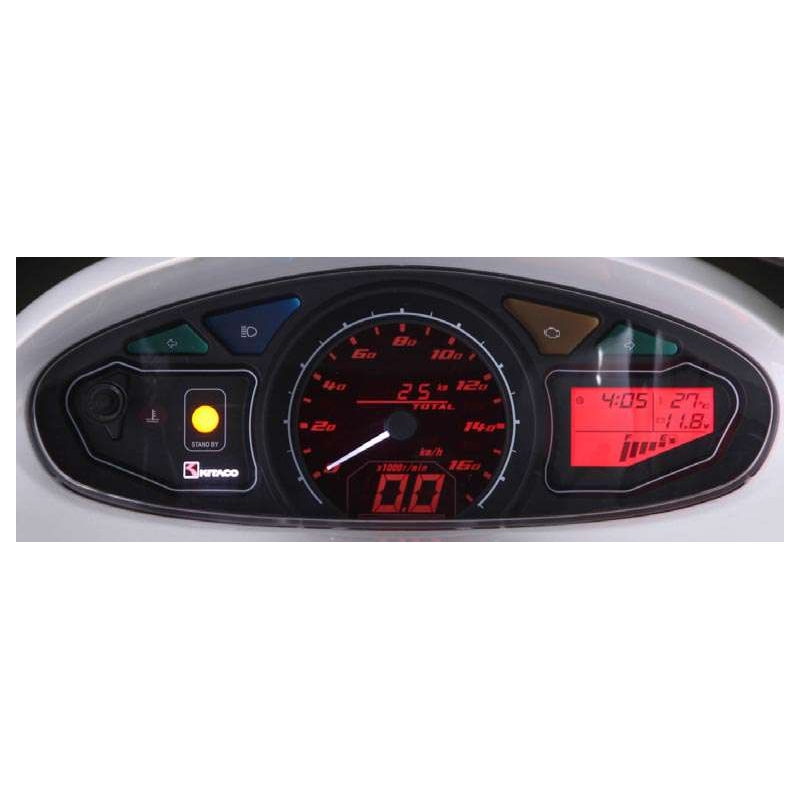 compteur compte tours digital lcd kitaco pour honda pcx 125 motorkit. Black Bedroom Furniture Sets. Home Design Ideas