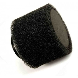 Air filter round double foam
