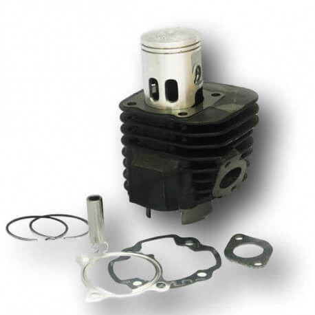 cylinder kit booster nitro aerox bw 100cc standard with piston. Black Bedroom Furniture Sets. Home Design Ideas