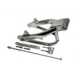 Swingarm aluminium with braced +5cm for Dax