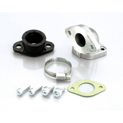 Inlet pipe for carbu 24mm