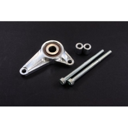 Roller bearing support for gearshift axle MSX 125