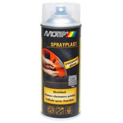 Sprayplast Motip transparent brillant 400ml