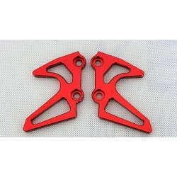 Chain adjuster racing Kepspeed anodized red