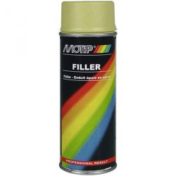 Peinture Filler spray 400ml Motip