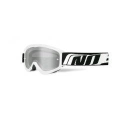 Masque - Lunettes Cross Noend blanc