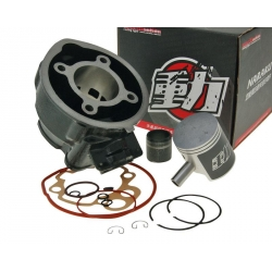 Kit cylindre Naraku Aprilia RS - Yamaha TZR - DT - Mbk X-Limit - X-Power AM6 - Rieju, 47mm en fonte