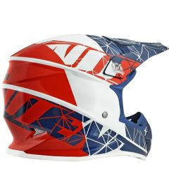 Casque cross NoEnd Origami Patriot