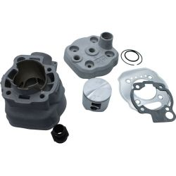 Kit cylindre Stage 6 Big Racing AM6 - Aprilia RS / Yamaha TZR - XLIMIT- DTR / Peugeot XP/ Rieju 50mm