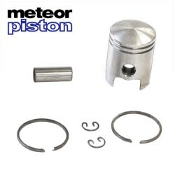 Piston Meteor AM6 40.50mm - pour alésage PLUS 0.20 mm