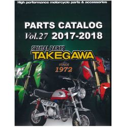 Catalogue Takegawa Vol.27 2017-2018