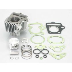Kit cylindre light 75cc Kitaco 12 volts silver