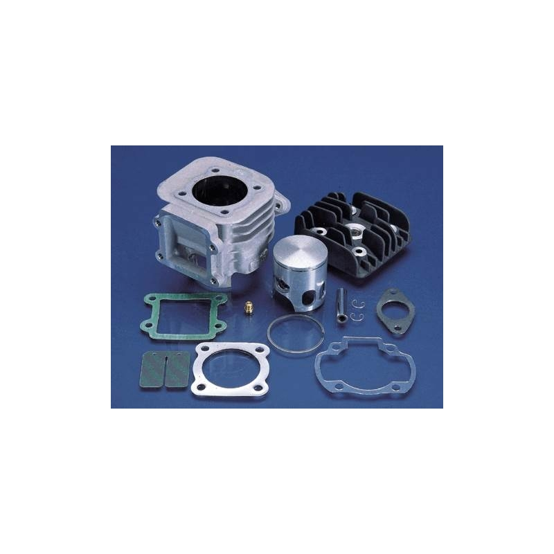 cylinder kit booster bws stunt polini aluminium 47mm with head 70cc. Black Bedroom Furniture Sets. Home Design Ideas
