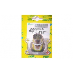 Pipe d'admission Top Performance 19mm