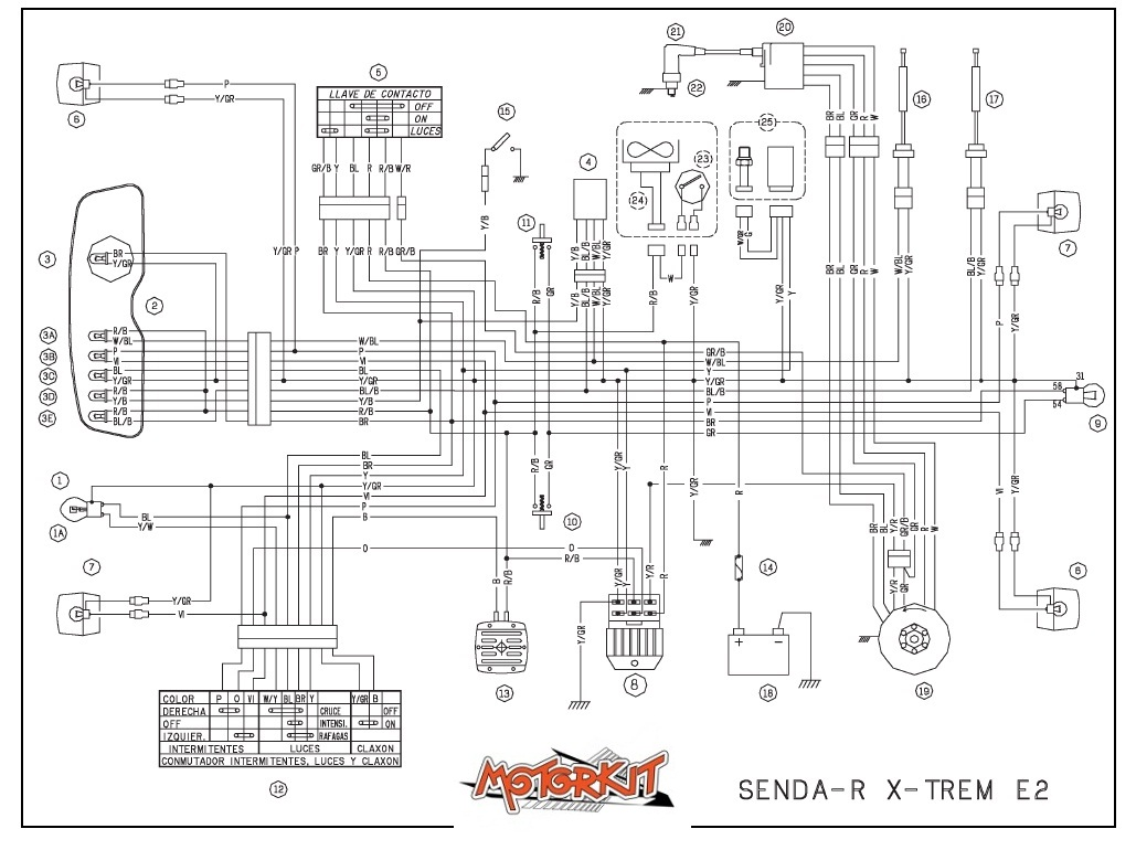 aprilia rs wiring diagram dolgular com  diagram  auto